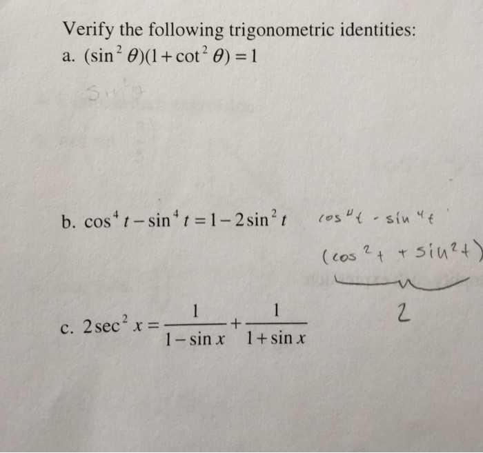Proving Trig Identities Worksheet together with Verifying Trigonometric Identities Worksheet Fresh the Breakfast