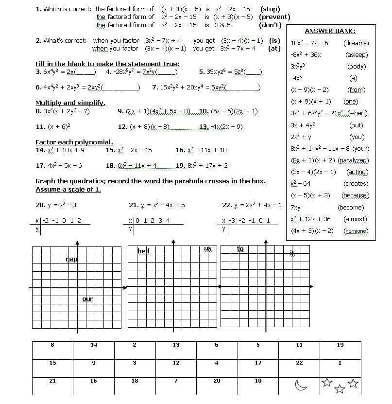 Quadratics Review Worksheet together with Woot Woot Our School Participated In A 10k today which I Think Of