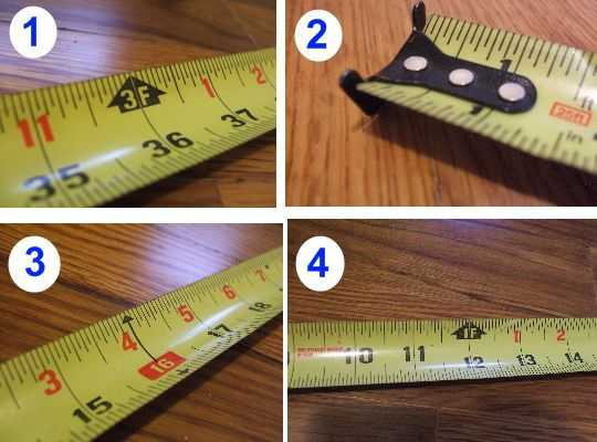 Reading A Tape Measure Worksheet Also How to Correctly Read A Tape Measure