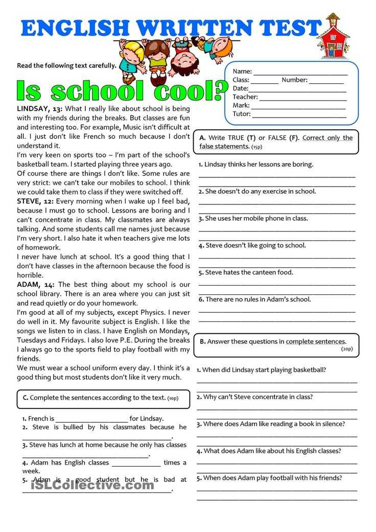 Reading Comprehension High School Worksheets Pdf with 94 Best Reading Prehension Images On Pinterest