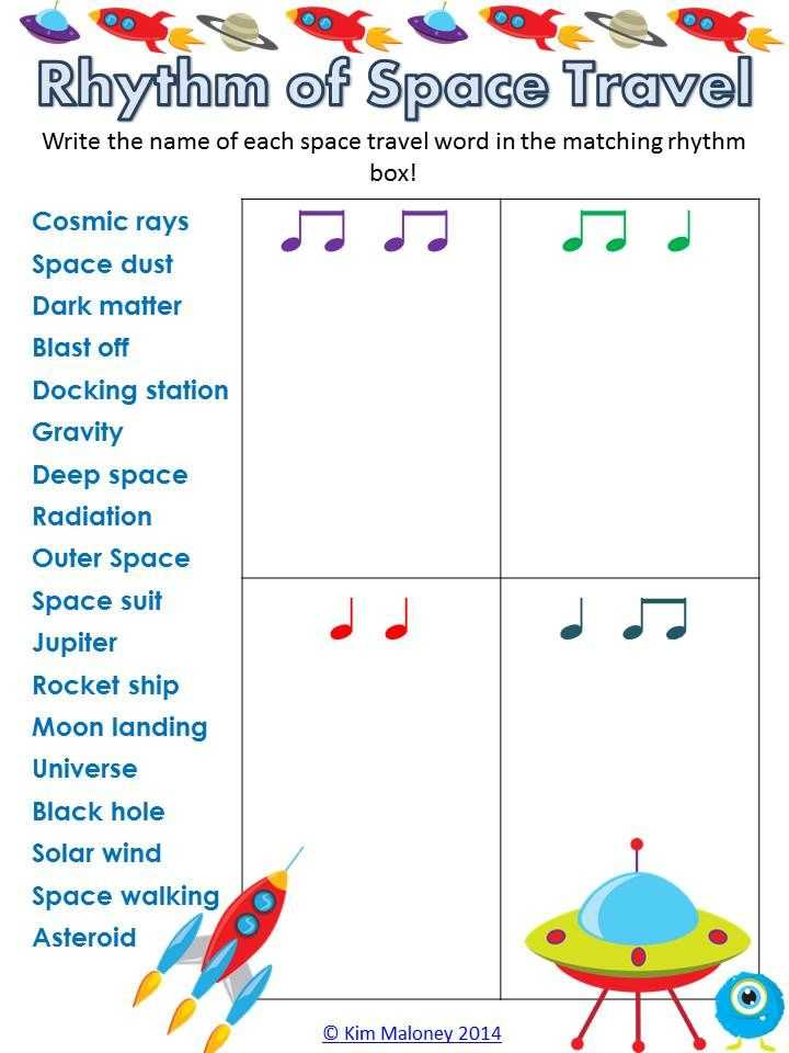 Rhythmic Dictation Worksheet or 172 Best Rhythm Images On Pinterest