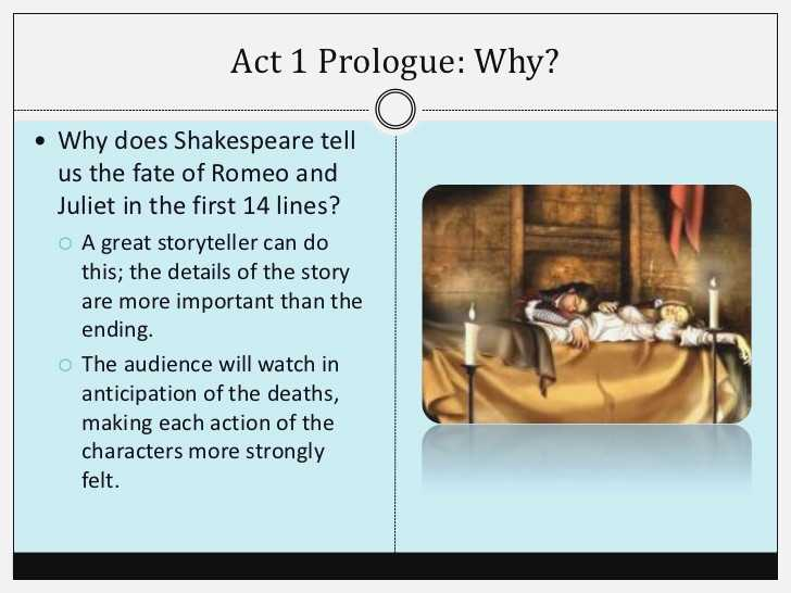 Romeo and Juliet Prologue Worksheet and Romeo and Juliet Key Quotes