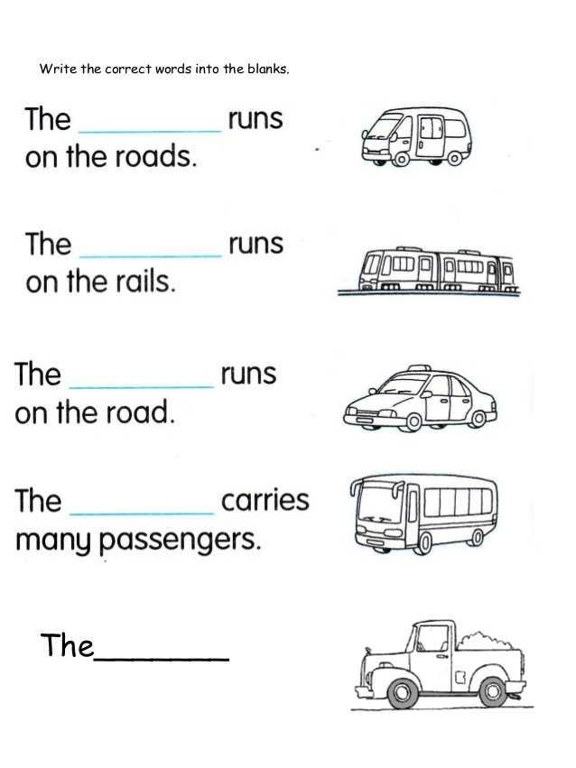 Salting Roads Worksheet Answers or English Preshool Worksheet