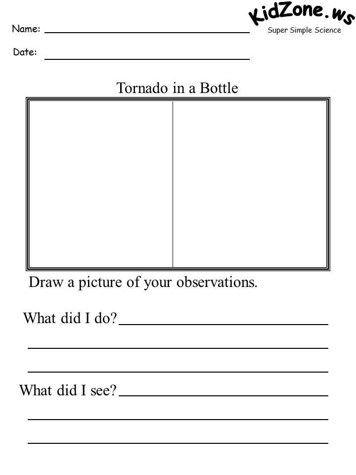Science Project Worksheet with 53 Best tornado Unit Study Images On Pinterest