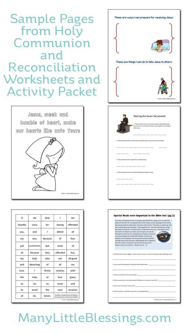 Seven Sacraments Worksheet as Well as 45 Best First Holy Munion & Reconciliation Images On Pinterest