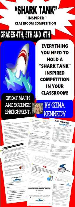 Shark Tank Worksheet Pdf with 1426 Best Teaching Ms Math Images On Pinterest