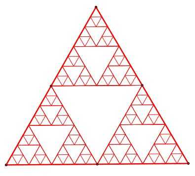 Sierpinski Triangle Worksheet and 24 Best Genius Series Sierpinski Images On Pinterest