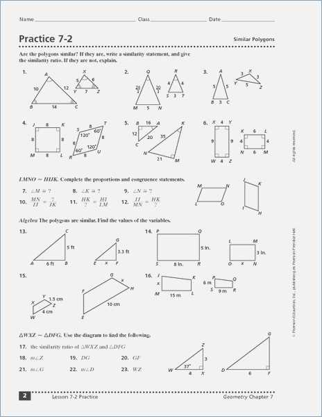Similar and Congruent Figures Worksheet and Chapter 4 Congruent Triangles Worksheet Answers Best Proofs with