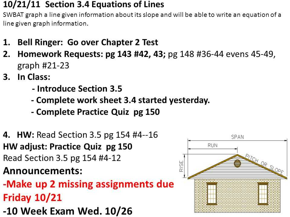 Slope Worksheet 2 Answers together with Geometry Date 10 17 2011 Obj Swbat Find Slopes Of Lines & Use the