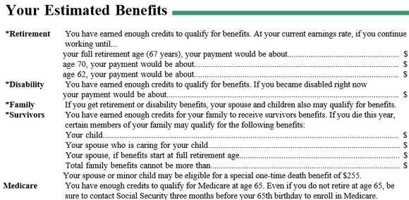 Social Security Benefits Worksheet 2016 and Ssi Vs Ssdi Understanding the Key Differences In social Security