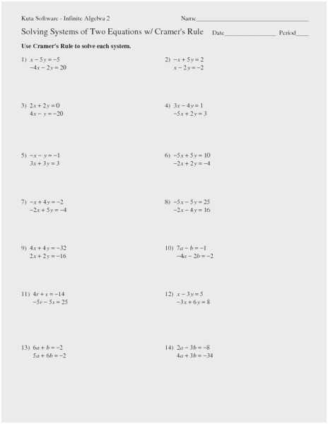 Solving Systems Of Equations by Elimination Worksheet Answers as Well as 24 Best solving Systems by Graphing Worksheet