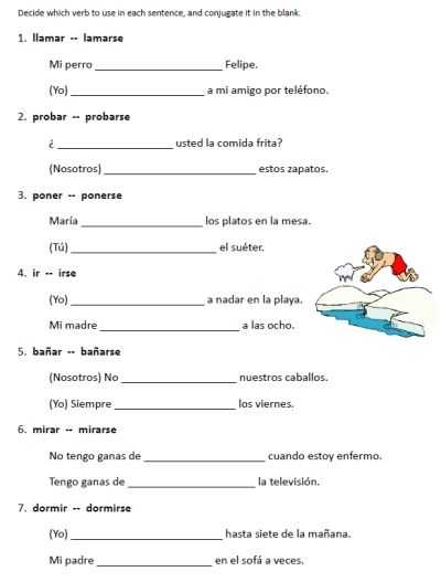 Spanish Conjugation Worksheets Also 53 Best Spanish Printables Images On Pinterest