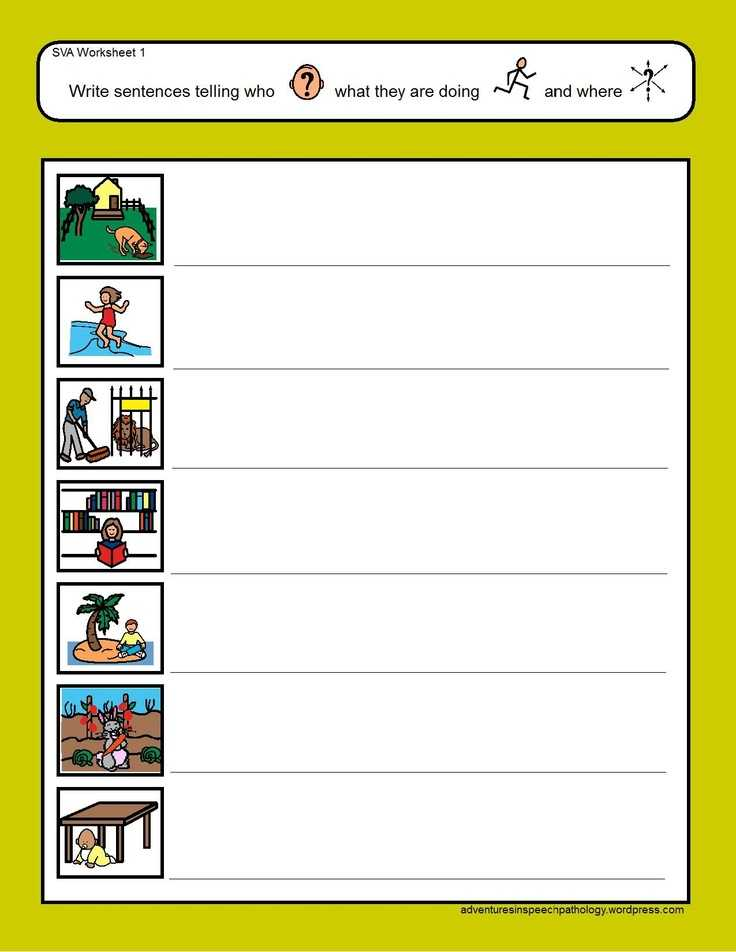 Speech Language Pathology Worksheets with 143 Best Worksheets Printables Slp Images On Pinterest