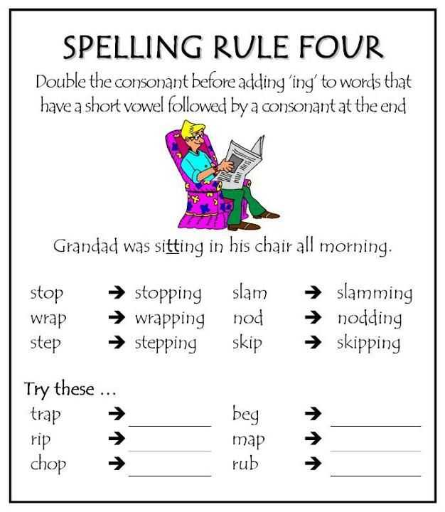 Spelling Rules Worksheets Also 42 Best Spelling Ideas Images On Pinterest