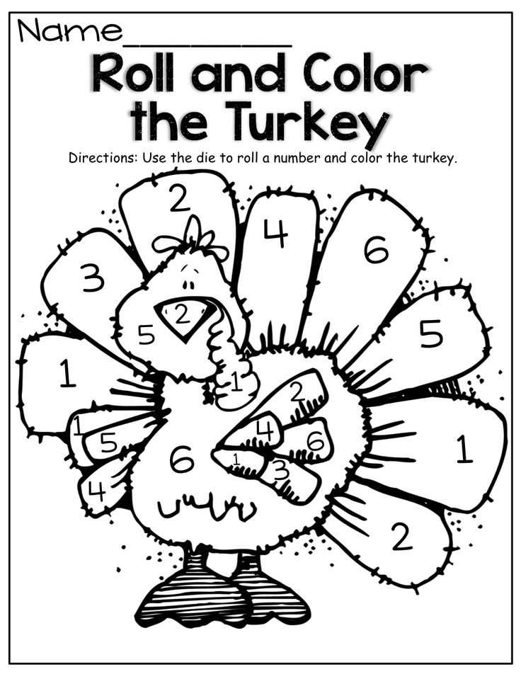 Thanksgiving Worksheets for Preschoolers and 59 Best Preschool Math Images On Pinterest