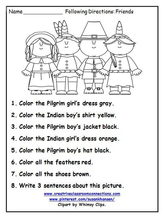 Thanksgiving Worksheets for Preschoolers or Free Thanksgiving Worksheets for Kindergarten Awesome Thanksgiving