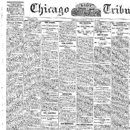 The Carolina Charter Of 1663 Worksheet Answers as Well as Chicago Daily Tribune [volume] Chicago Ill 1860 1864 April 10