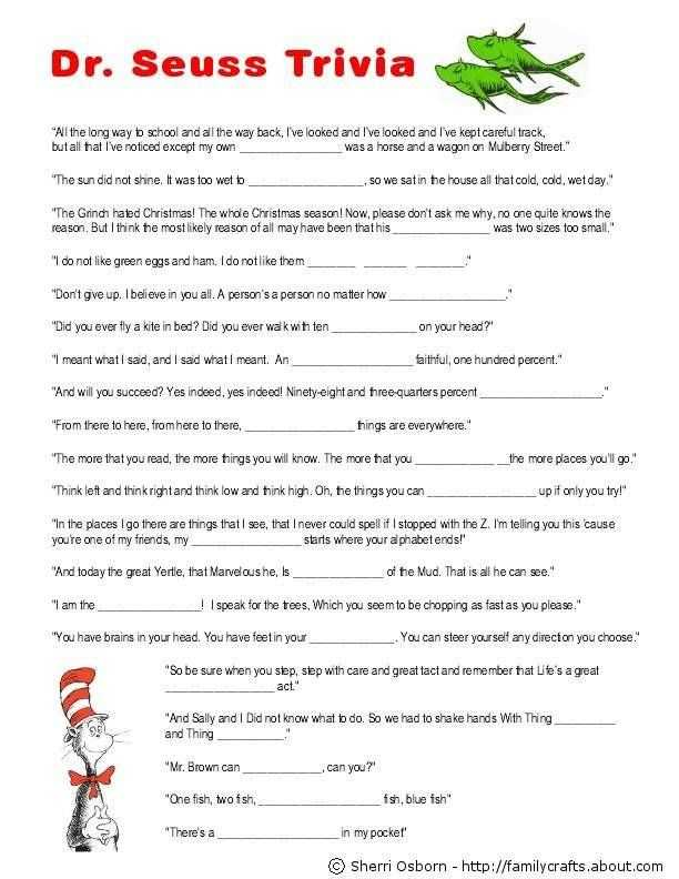 The Lorax Movie Worksheet Answers Also Activities for Kids