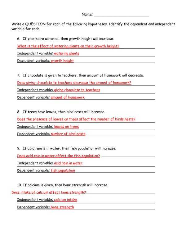 The Nature Of Science Worksheet Answers with Answer Key to Science Worksheets Kidz Activities