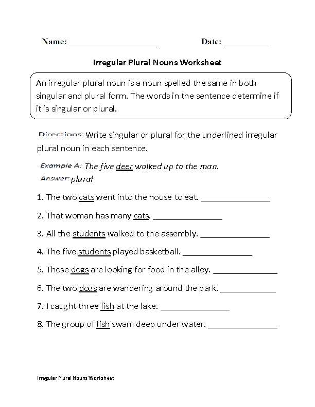 The Raven Worksheets for Middle School with Noun Practice Worksheet Worksheets for All