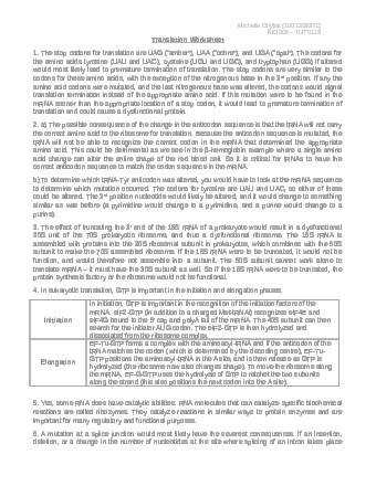 Transcription and Translation Practice Worksheet and Transcription Translation Practice Worksheet Fresh Transcription and