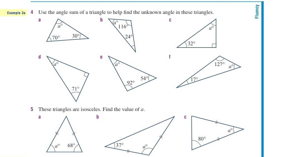 Triangle Interior Angle Worksheet Answers or Triangle Angle Sum theorem Worksheet Doc Kidz Activities