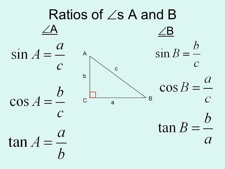 Trigonometry Ratios In Right Triangles Worksheet with 9 5 Trigonometric Ratios How are Trigonometric Ratios Used to Find