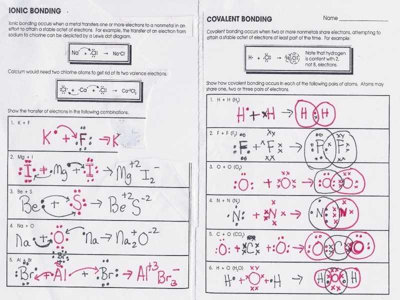 Types Of Bonds Worksheet Answers as Well as Worksheets Wallpapers 45 New 3rd Grade Worksheets High Definition