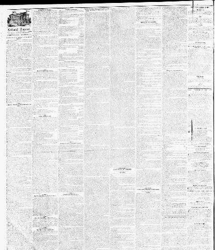 Va Irrrl Worksheet with Richmond Enquirer Richmond Va 1815 1867 December 16 1859
