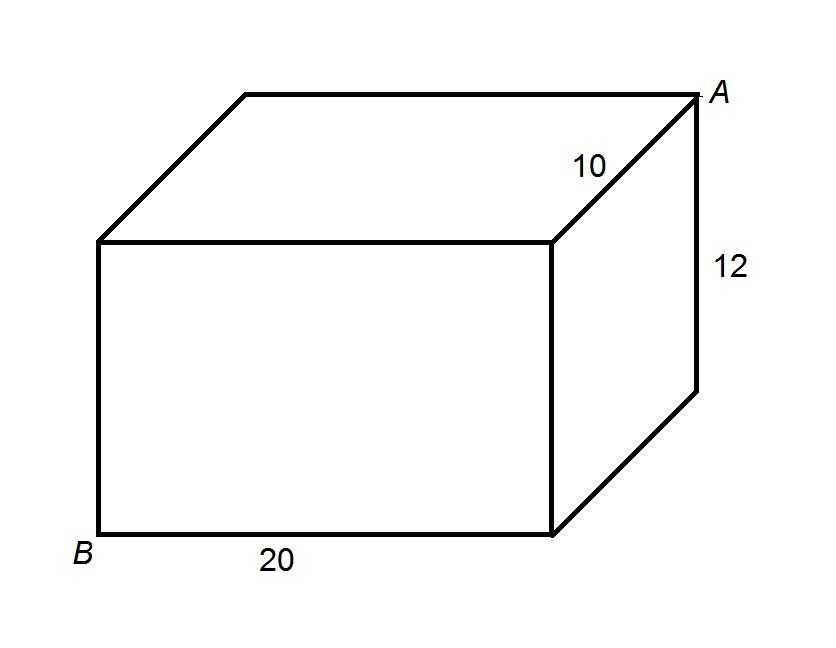 Volume Rectangular Prism Worksheet Answers as Well as How to Find the Diagonal Of A Prism Sat Math