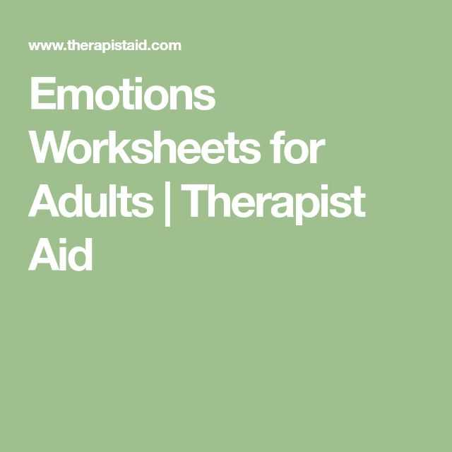 Walden Worksheet Answers Along with 134 Best therapy Worksheets and Printables Images On Pinterest