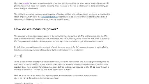 Work Power and Energy Worksheet and What is Conservation Of Energy Article