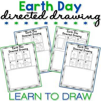 Worksheet 2 Drawing force Diagrams as Well as Earth Day Directed Drawing Activity for Including Art In Any Subject