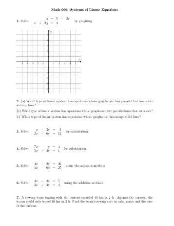 Worksheet 3 Systems Of Equations Substitution and Elimination Answers and 7 3 City Hall Notes and Worksheet