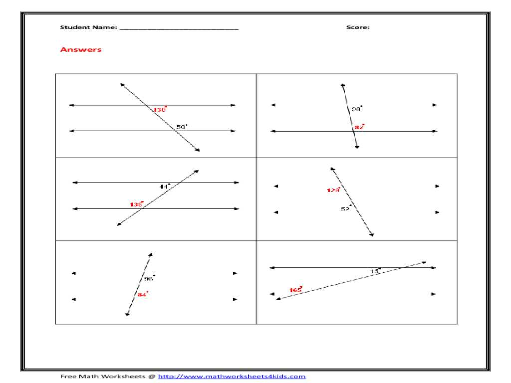 1 1 Points Lines and Planes Worksheet Answers as Well as Interior and Exterior Angles A Regular Polygon Worksheet