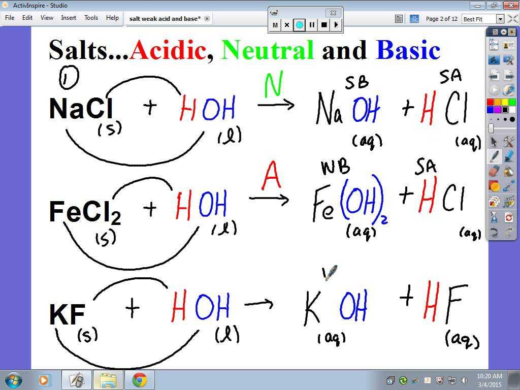 Acids Bases and Salts Worksheet and Free Worksheets Ampquot Reading Worksheets for Kids Free Math Wo