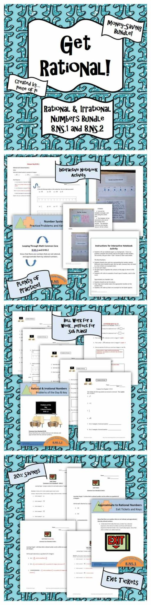 Addition Of Integers Worksheet Also 70 Best Rational Numbers Images On Pinterest