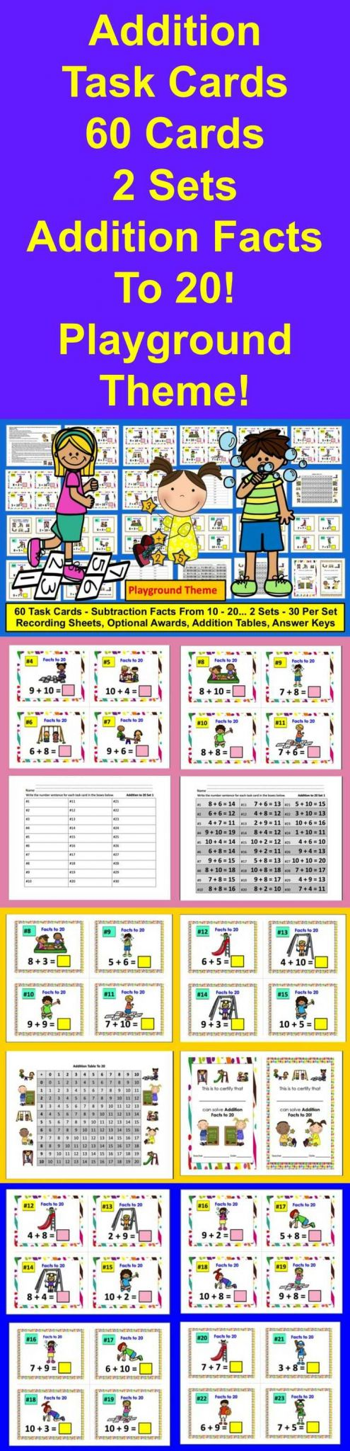 Addition Of Integers Worksheet as Well as 73 Best Addition Ideas Images On Pinterest