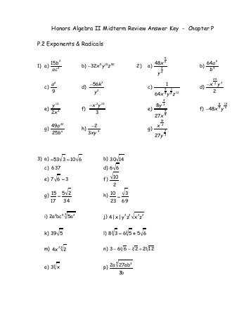 Algebra 2 Chapter 7 Review Worksheet Answers with Algebra 2 Worksheet Answers Inspirational Holt Lesson 11 2 Practice