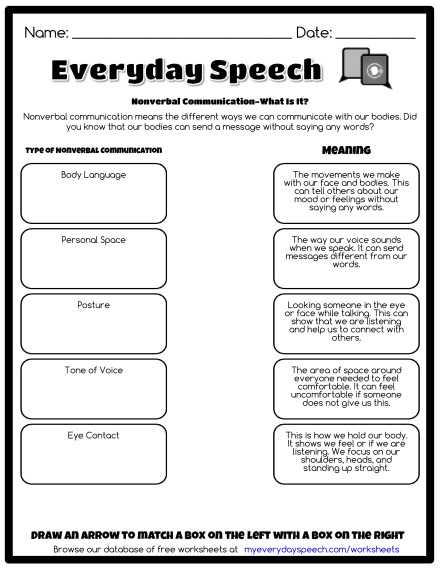 Basic Conversation Skills Worksheets with 200 Most Downloaded Worksheets