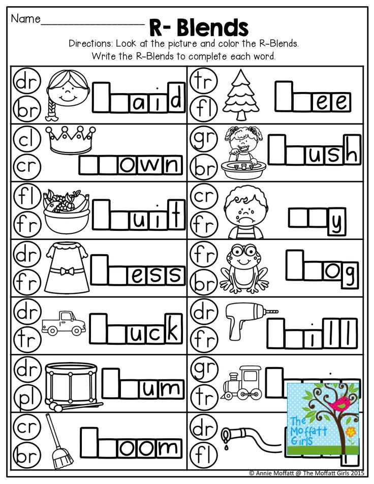 Blends and Digraphs Worksheets with 31 Best Teaching Ela Blends Images On Pinterest