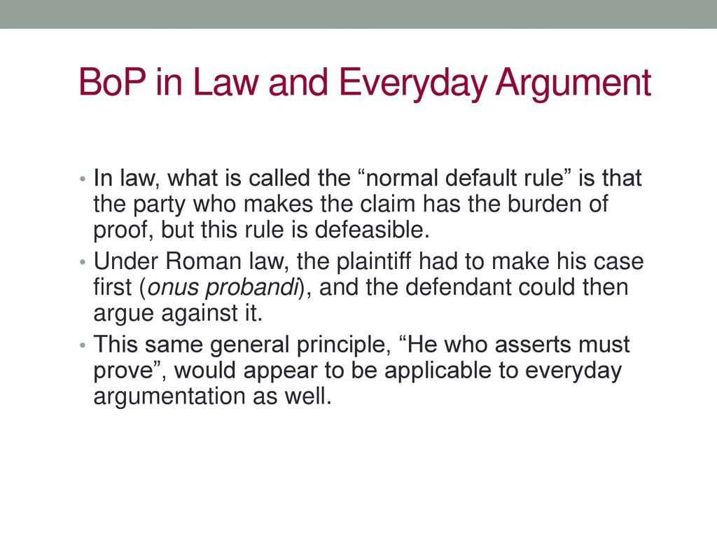 Boyle's Law and Charles Law Worksheet Answer Key Also A Model Of Presumption and Burden Of Proof Ppt