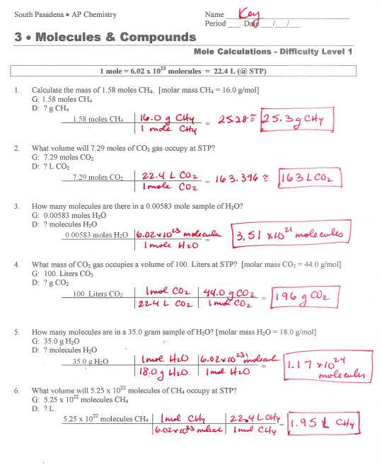 Chapter 6 Balancing and Stoichiometry Worksheet and Key Along with Gas Stoichiometry Worksheet