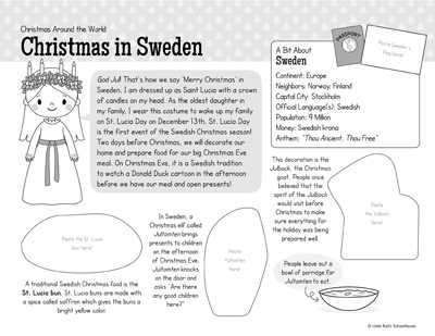 Christmas Around the World Worksheets Also Adorable Christmas Around the World Worksheets Printables In
