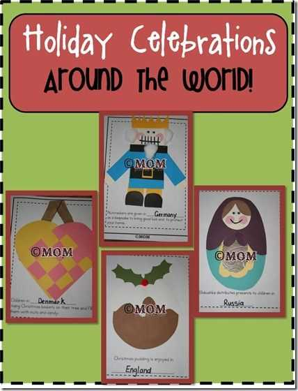 Christmas Around the World Worksheets and 194 Best Kindergarten Christmas Around the World Images On Pinterest
