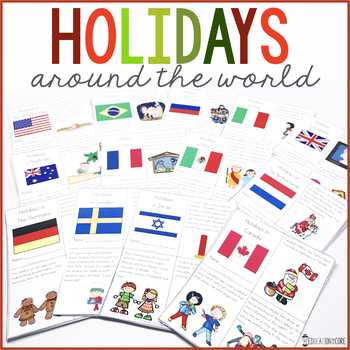 Christmas Around the World Worksheets together with 2nd Grade thematic Unit Plans Resources & Lesson Plans