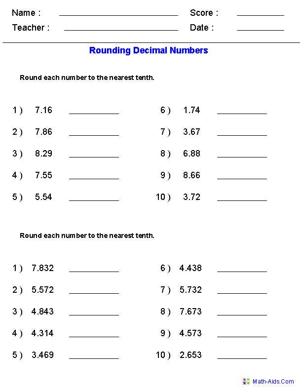 Common Core Dividing Fractions Worksheets Also Rounding Worksheets with Decimals This Worksheet Was Built to Aligns