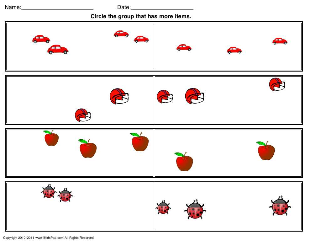 Comparing Plants Worksheet as Well as Kindergarten Greater Than Less Worksheet Paring Numbers T