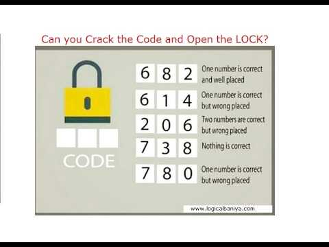 Cracking the Code Of Life Worksheet Answers or Crack the Code and Open the Lock