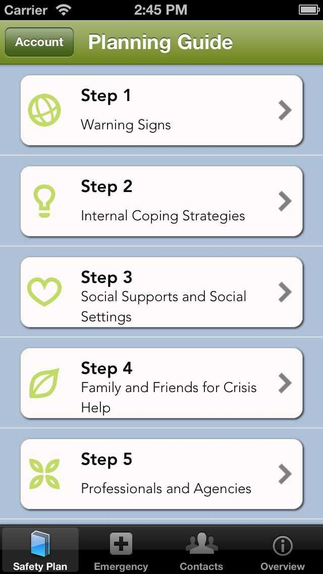 Crisis Prevention Plan Worksheet as Well as Safety Plan A Safety Plan is A List Of Coping Strategies and social